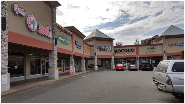 Commercial Building ( 1 hour from Vancouver)