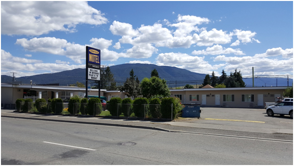 Motel (2.5Hr from Vancouver)