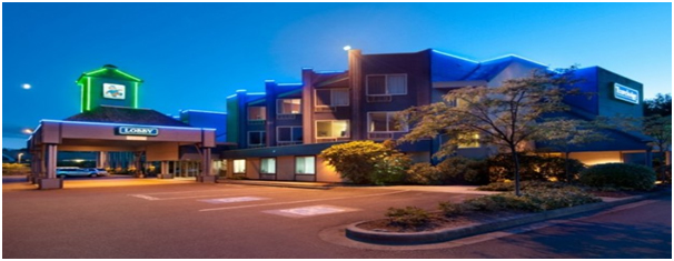 Travelodge Motel (3 hours from Vancouver)