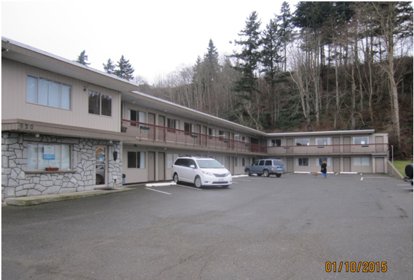 Motel (3 hours from Vancouver) – CR