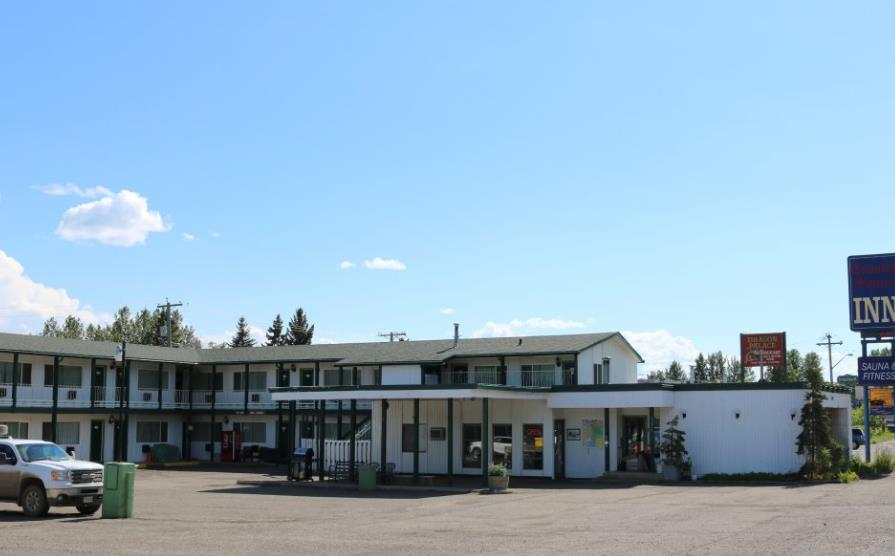 Motel (12 hours from Vancouver)