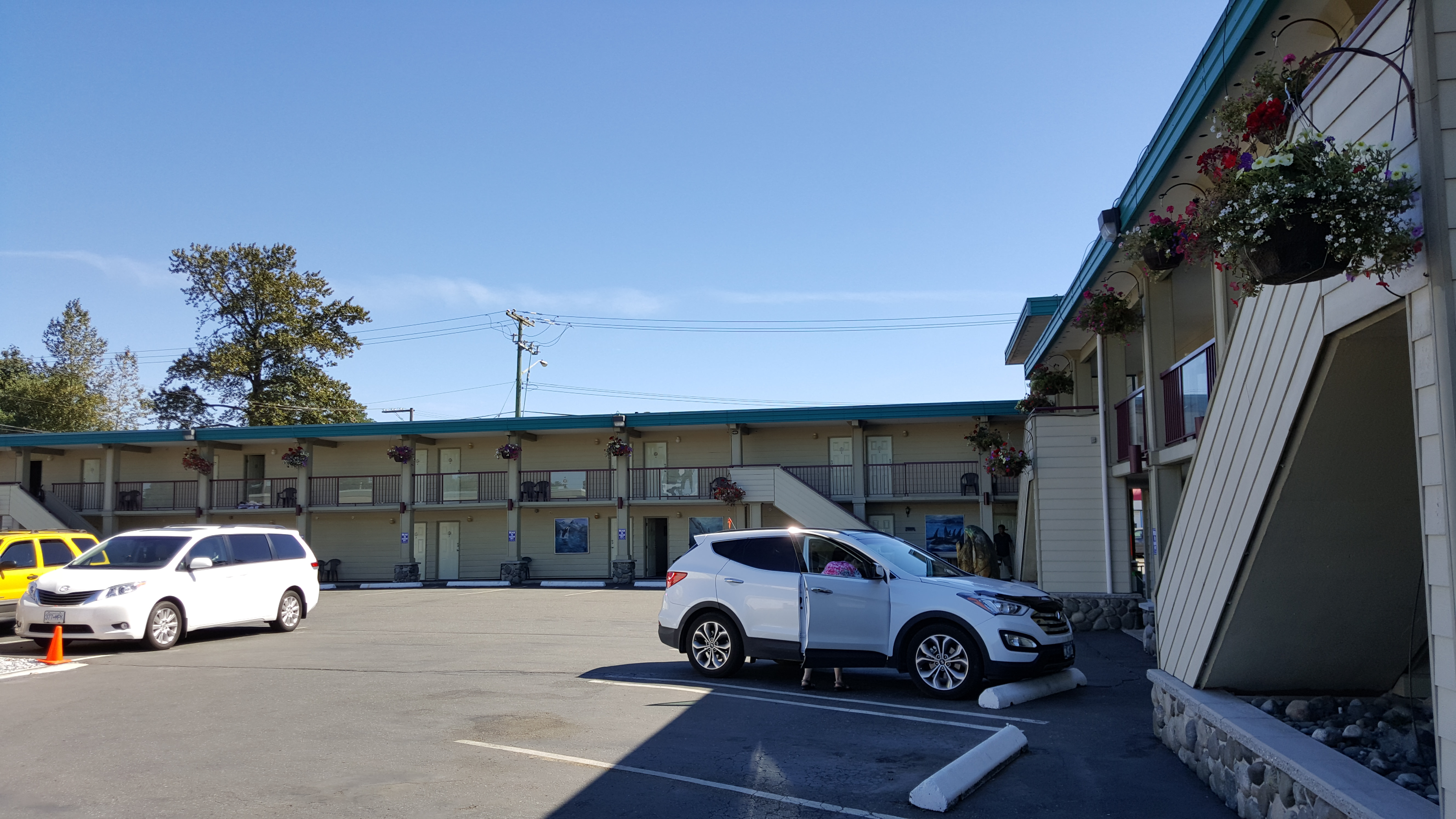 Motel for Mixed Use Multi Layer Development Potential