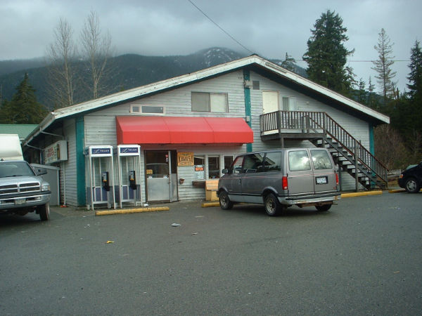 General Store 2 hrs from Campbell River
