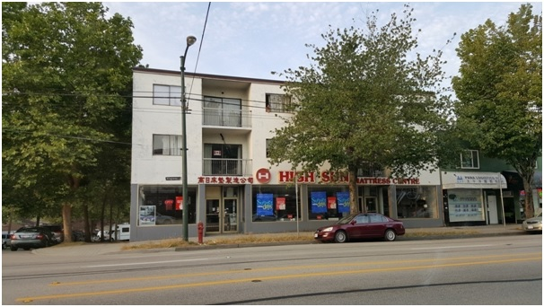Mixed Commercial with Development Potential